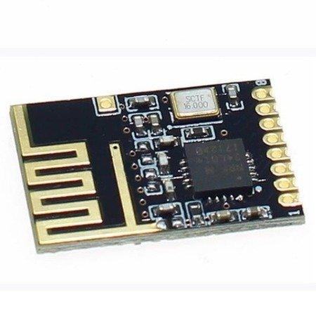 Bezprzewodowy moduł nadawczo-odbiorczy - NRF24L01 - ISM 2,4–2,5 GHz
