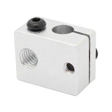 Blok Grzejny głowicy E3D V6 - 20x16x12mm - HOTEND - RepRap MK7/MK8