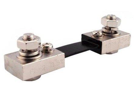 Bocznik prądowy 100A - 75mV - do woltomierza i amperomierza
