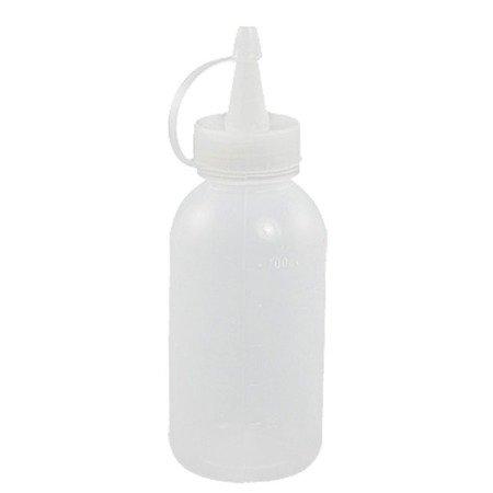 Butelka ESD 100ml - z kapturkiem - do dozowania płynów