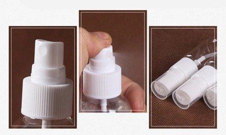 Butelka z atomizerem 10ml - plastikowa buteleczka z rozpylaczem
