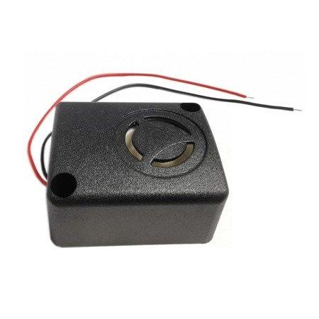 Buzzer Syrena alarmowa - FSD-4839-12V - 100dB Brzęczyk piezoelektryczny