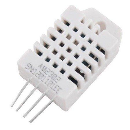 Czujnik DHT22 pomiar temperatury i wilgotności AM2303 - 1-wire do Arduino