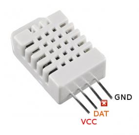 Czujnik DHT22 pomiar temperatury i wilgotności  -czujnik  SHTC3 - 1-wire do Arduino