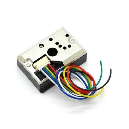 Czujnik Pyłu GP2Y1010AU0F PM2.5 - monitor czystości powietrza