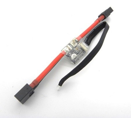 Czujnik prądu V6.0 + BEC 3A - XT60 - do Pixhawk i APM 2.6