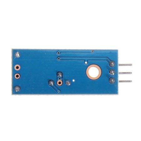 Czujnik ruchu SW-420 - czujnik wibracji - detektor wstrząsów - Arduino