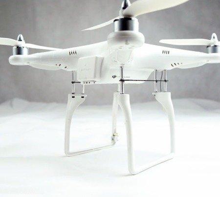 DJI - Phantom - wydłużenie podwozia o 40mm - umożliwia montaż gimbala do kamery