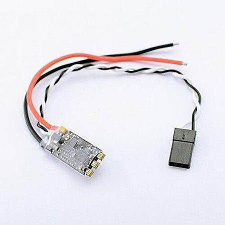 ESC BLHeli-S  25A - 2S-4S - 4,5g - Dshot600 - regulator do dronów wyścigowych