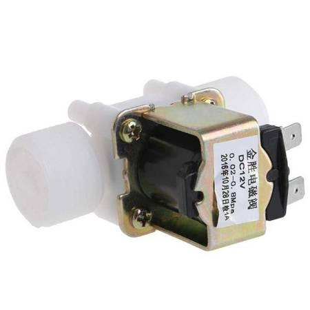 Elektrozawór 12V - 0.02~0.8MPA - Zawór elektromagnetyczny 3/4 cala