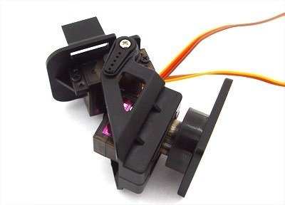 Gimbal Nylon 30x30 - Pan Tilt - do kamery Cmos