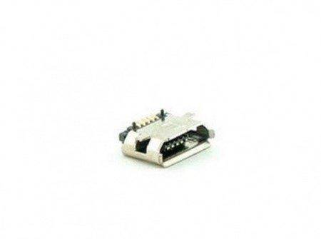 Gniazdo MicroUSB do druku - na płytkę PCB - 10 szt.