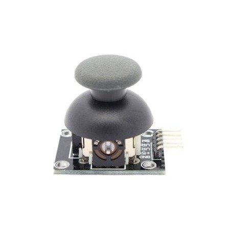 Joystick analogowy X/Y z przyciskiem - 5V do Arduino