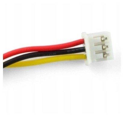 Kabel żeński 3 PIN Micro-JST  2.0mm - 40cm