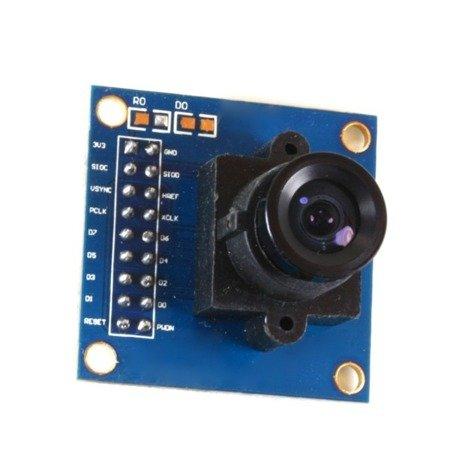 Kamera OV7670 VGA(640X480) - moduł kamery do Arduino