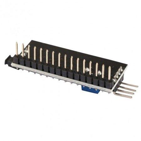Konwerter I2C do wyświetlacza LCD HD44780