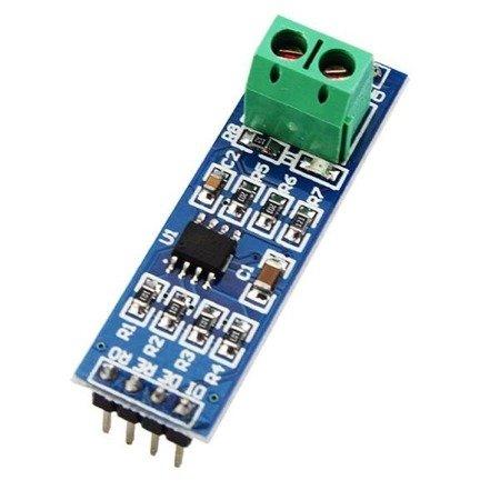 Konwerter UART TTL - RS485  MAX485 - Arduino