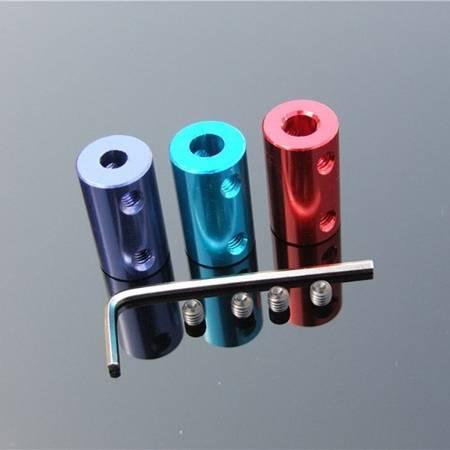 Łącznik osi - adapter z 6mm na 10mm - na wał silnika - oś