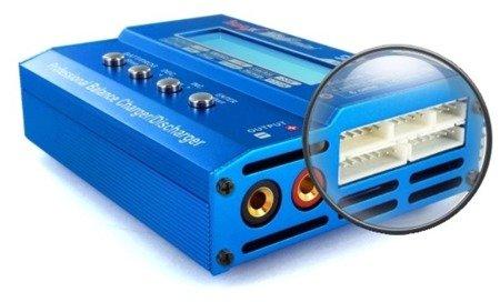 Ładowarka SkyRC iMax B6 Mini - 6A/60W- USB PC Link- oryginał - uniwersalna