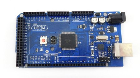 MEGA 2560 R3 Atmel ATmega2560 16MHz - zgodny z Arduino - programator 16U2