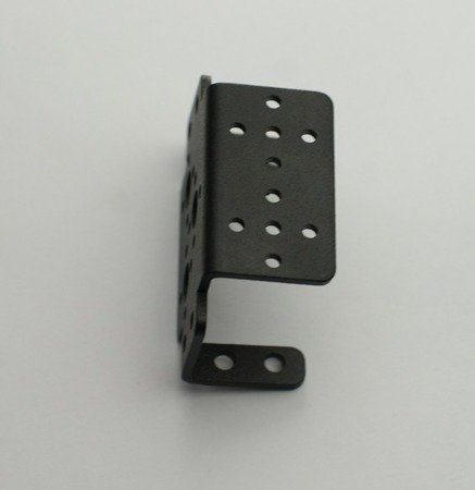 Metalowy wspornik wielofunkcyjny - 58x32mm - do budowy robotów i projektów DIY