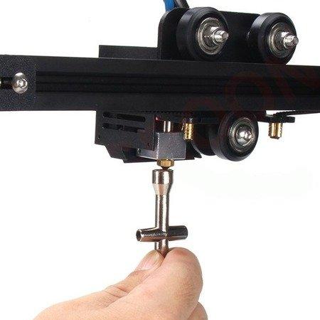 Mini klucz nasadowy 4/5/5,5/7mm (na śrubę M2, M2,5, M3, M4).