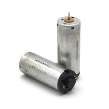 Mini silnik szczotkowy M50 1mm - 18000RPM - 3V - do pojazdów i projektów DIY
