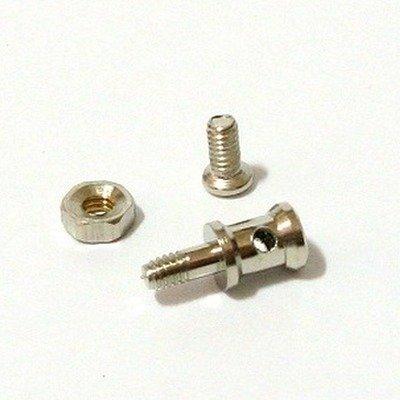 Mocowanie bowdena na serwo 1mm - nakrętka