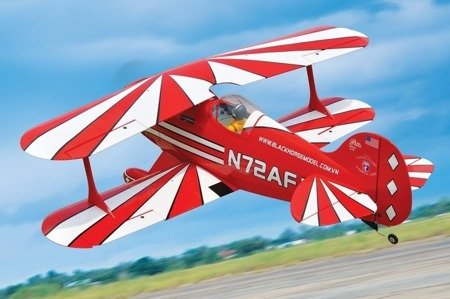 Model Pitts Special - 1500mm - ARF 3D - Black Horse BH085 #3