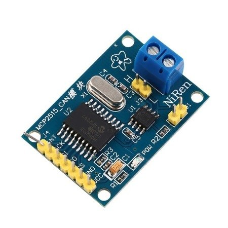 Moduł CAN-BUS na MCP2515 - CAN - SPI TJA1050 - Arduino