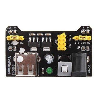 Moduł MB V2 do zasilania płytek stykowych 5V/ 3.3V - USB LED - Arduino