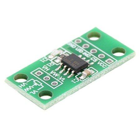 Moduł cyfrowego potencjometru X9C103S - 3-5V - Arduino