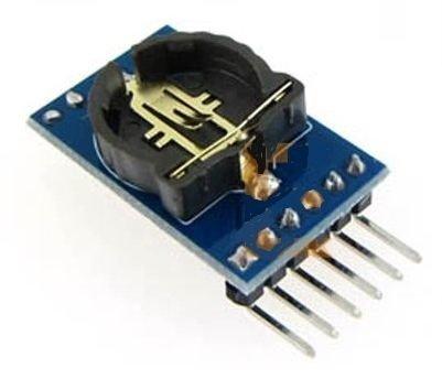 Moduł czasu rzeczywistego DS1302 - precyzyjny zegar RTC z baterią