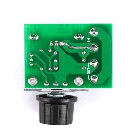 Moduł regulator MOCY AC 230V  2000W - maksymalnie 2kW
