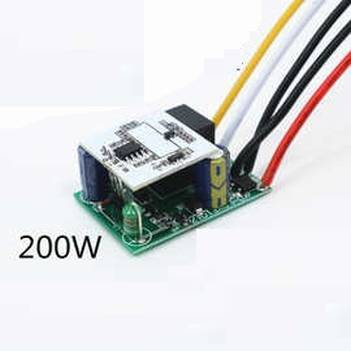 Moduł sterowania do lamp bakteriobójczych UV 230V - mikrofalowy czujnik ruchu