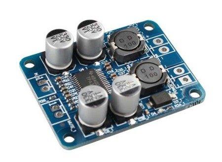 Moduł wzmacniacz audio 1x60W - mono - TPA3118 PBTL
