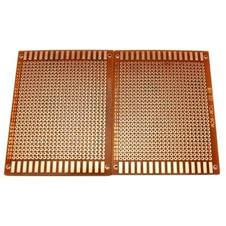 Płytka uniwersalna 70x90mm - PI02 - PCB budowa prototypów