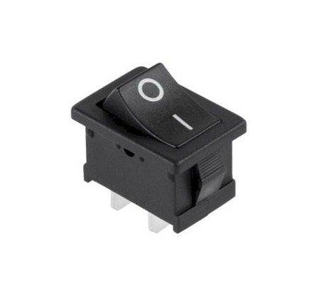 Przełącznik kołyskowy MRS101A-C3B - 15x21mm - pojedynczy - ON/OFF