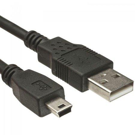 Przewód USB - Mini USB 80cm do Arduino NANO, aparatu, nawigacji, kamery internetowej itd.