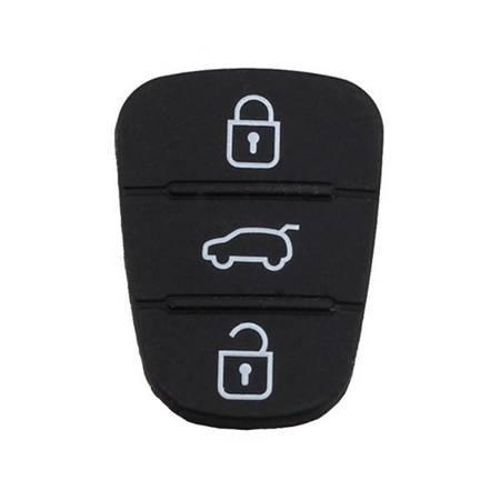 Przyciski gumowe do kluczyka pilota - Hyundai Kia inne