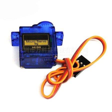 Serwo SG-90 - 9g - 1,8kg/cm - Micro servo SG90