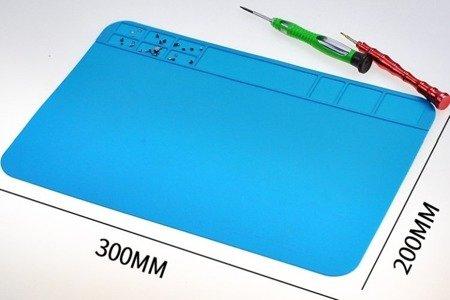 Silikonowa mata serwisowa TE-509 200x300mm