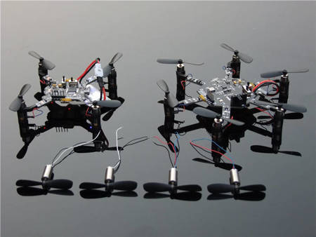 Silnik do mikro drona 8520 - 1S 3,7V - CCW - 50.000 RPM - Silnik 8,5x20mm