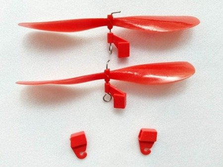 Śmigło do gumówek 13 cm - śmigło do modeli z napędem gumowym - rzutka