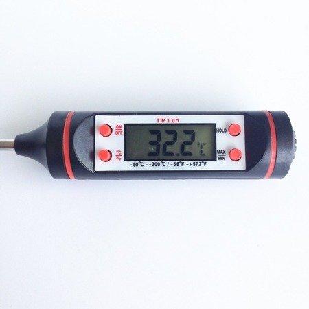 Termometr Szpilkowy Kuchenny do mięsa (-50C do 300C) - LCD