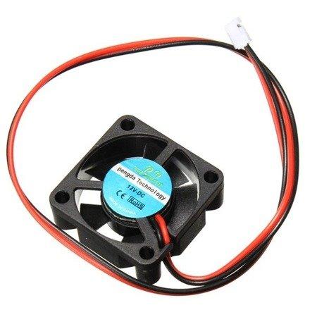 Wentylator 6010 - 12V - 60x60x10mm - 5000RPM