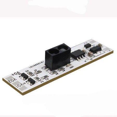 Wyłącznik do profili LED zbliżeniowy na podczerwień - 5-24V