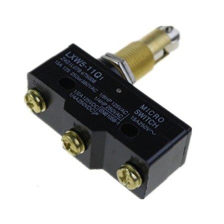 Wyłącznik krańcowy 15A - 230VAC - LXE5-11Q1 - wyłącznik metalowa rolka