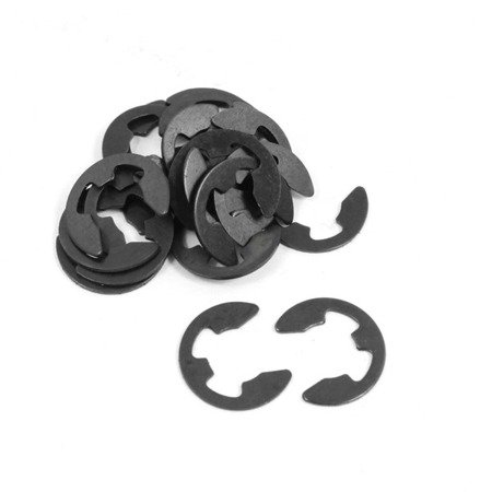 Zawleczka - E-clips - 3 mm  - spinka - seger- 10 szt