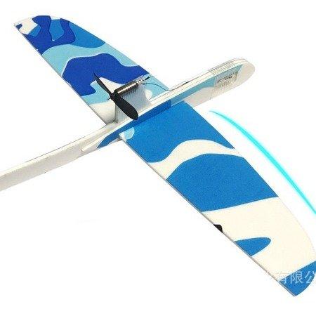 Zestaw napędowy do mikro modeli samolotów - akumulator 3,7V, silnik 716, sterownik